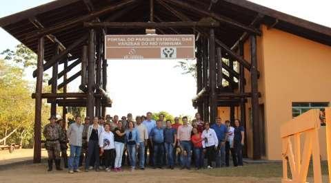 Governo abre licitação para reforma de Parque do Rio Ivinhema