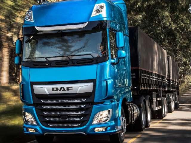 Novo DAF XF chega ao Brasil
