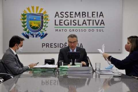 Deputados prorrogam sessões virtuais até 30 de setembro na Assembleia