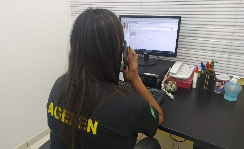 Agepen informa que os canais serão exclusivamente para prestar informações sobre covid (Foto/Divulgação)