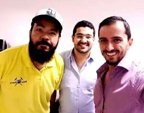 Foto junta deputado e advogados que receberam R$ 340 mil