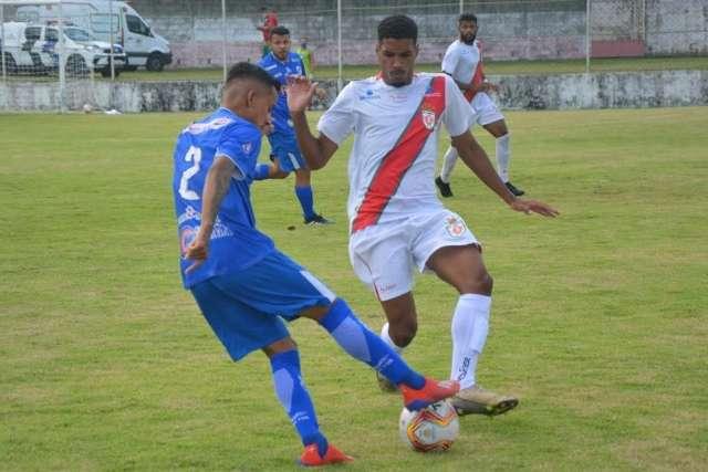 Aquidauanense sofre derrota por 3 a 1 em fase preliminar da Série D