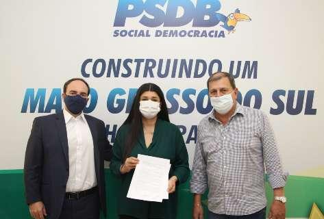 PSDB decide apoiar Marquinhos, mas Rose protocola pedido para ser candidata