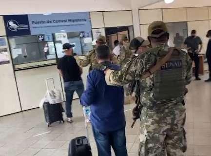 Pai e filhos que fugiram de Campo Grande são expulsos do Paraguai após prisão