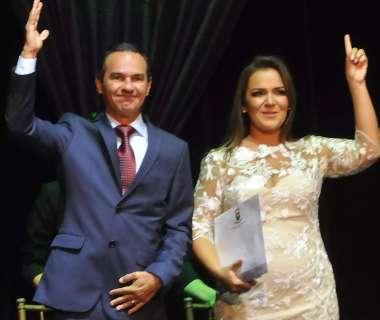 Marquinhos confirma repetição de chapa com Adriane Lopes para 2020