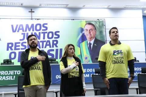 Rachado, PSL muda comando e faz nova convenção para definir candidato