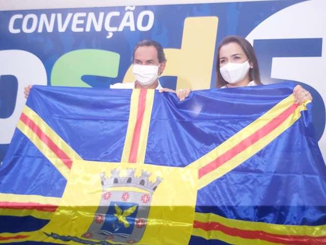 PSD fecha dia de convenções e confirma candidatura de Marquinhos