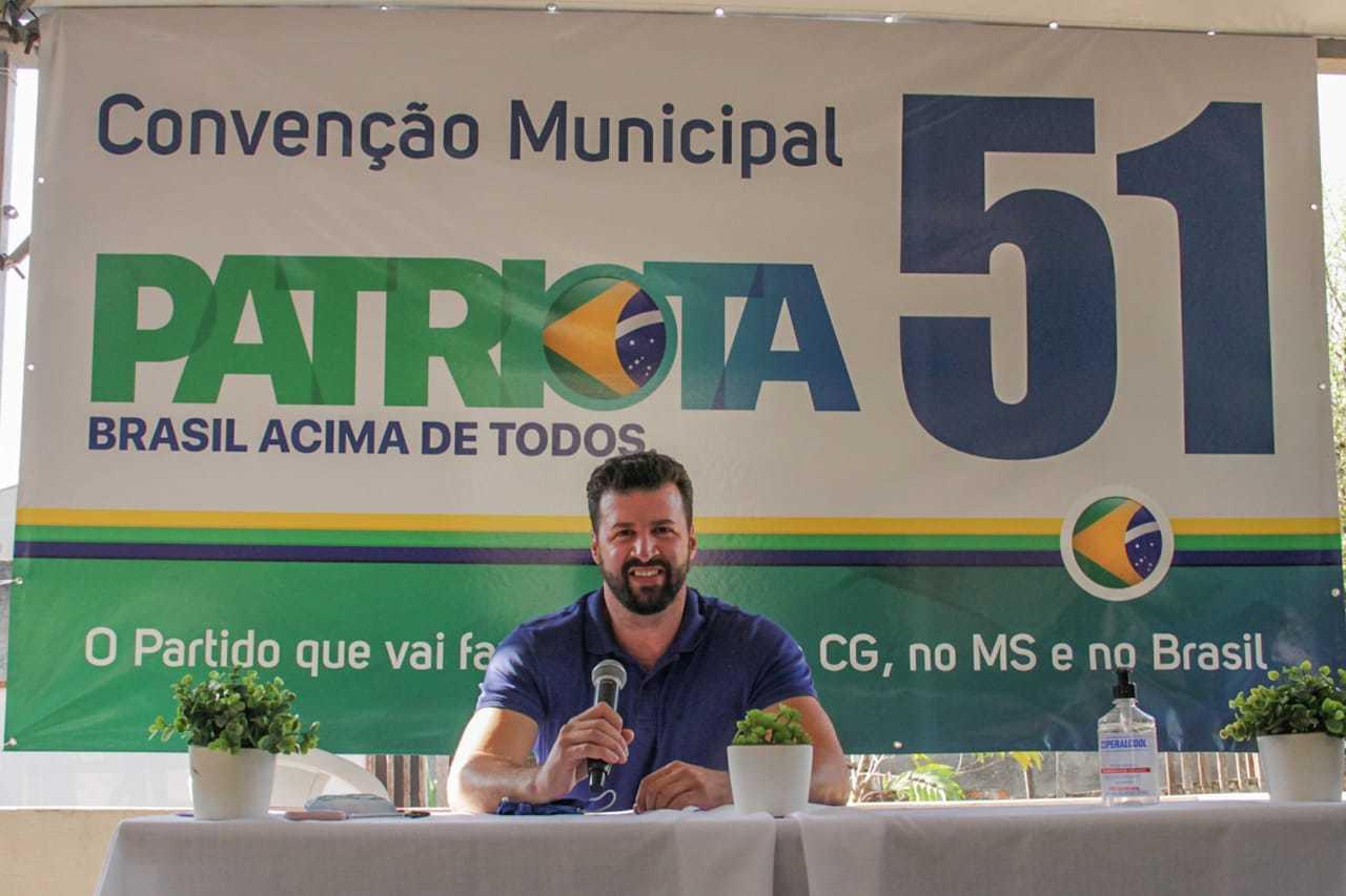 Candidato de 'primeira viagem', Bruno quer incentivar projetos relacionados à educação e esportes (Foto: Silas Lima)