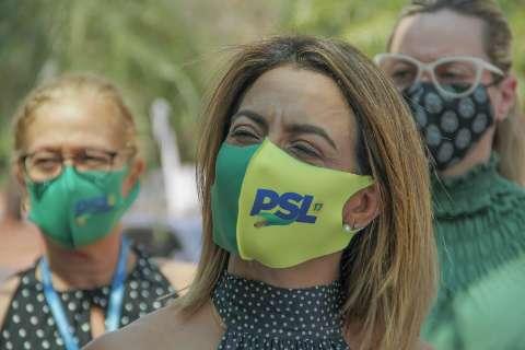 """""""Eu não vou fazer campanha nenhuma"""", diz Soraya sobre candidatura de Loester"""