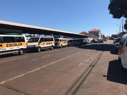 Você concorda com o uso das vans como mais uma alternativa de transporte?