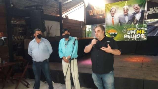 Advogado do PTB será primeiro índio a disputar Prefeitura de Dourados