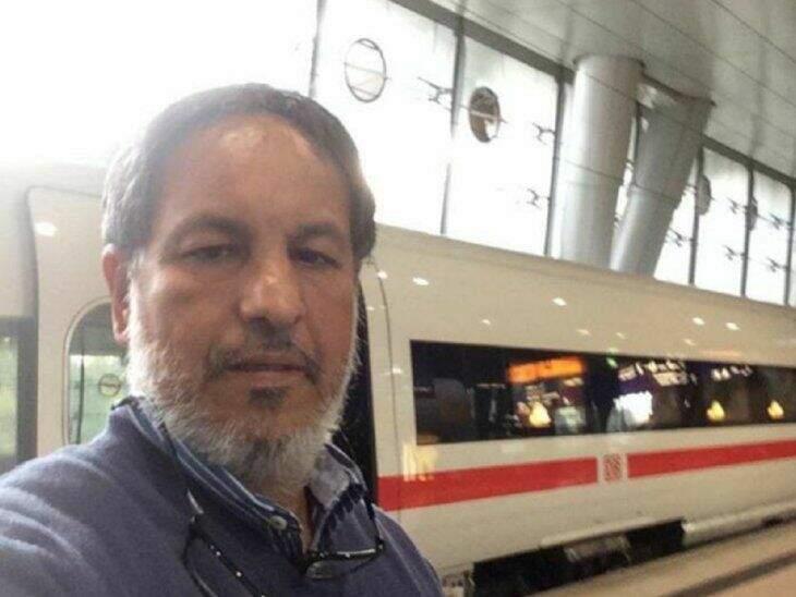 O empresário Cristóbal Rojas, encontrado morto nesta quarta-feira (Foto: Divulgação)