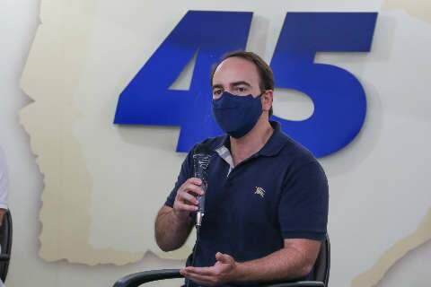 Maior bancada, PSDB vê apoio a Marquinhos mantido na Câmara