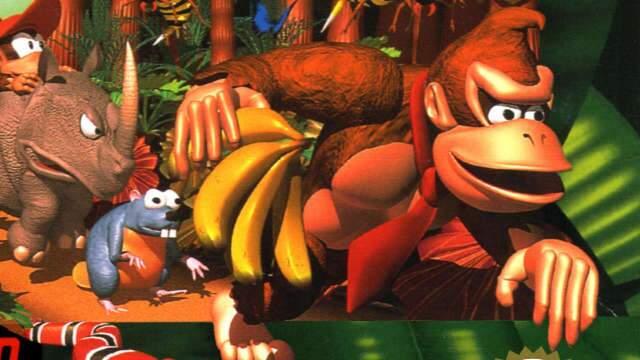 O melhor Donkey Kong Country finalmente chega ao Nintendo