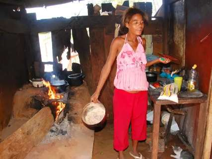 Em MS, quase 5% dos lares vivem situação de fome, segundo o IBGE