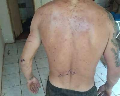 Assassino foi torturado por pelo menos três horas em boate, garante defesa