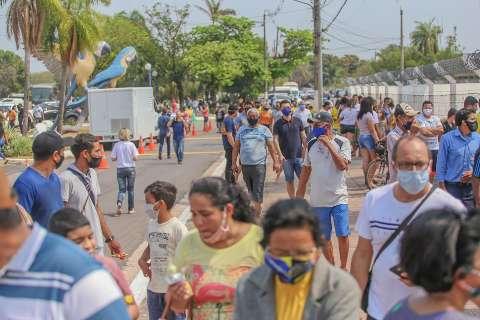 Com 1 morte a cada mil habitantes, Corumbá tem maior mortalidade em MS