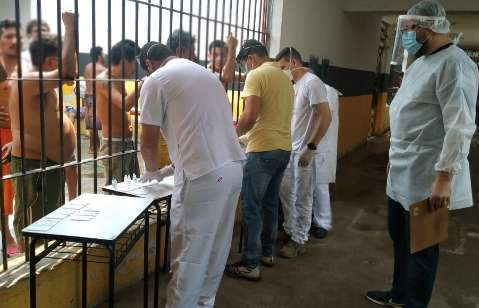 Segundo CNJ, MS é 3º estado com maior número de presos infectados por covid