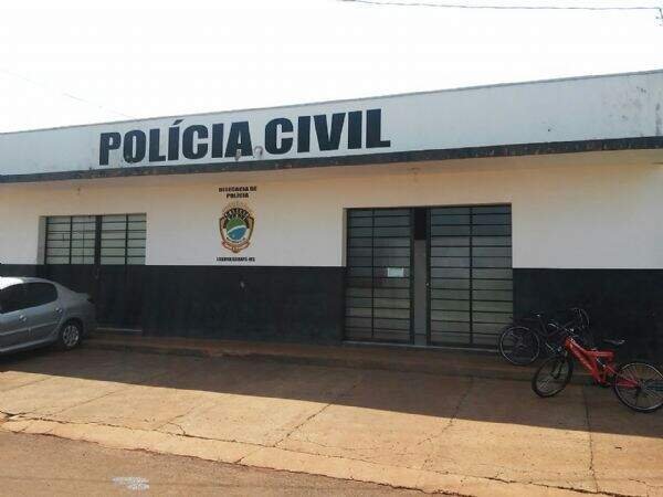 Crime aconteceu em Laguna Carapã e autor já esta em posse das autoridades. Foto: (Laguna Informa)