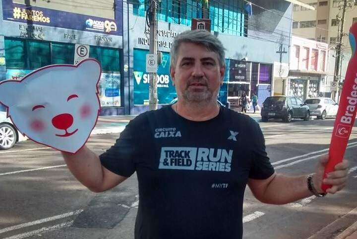 Renato era conhecido por organizar vários eventos esportivos (Foto: Reprodução/Facebook)