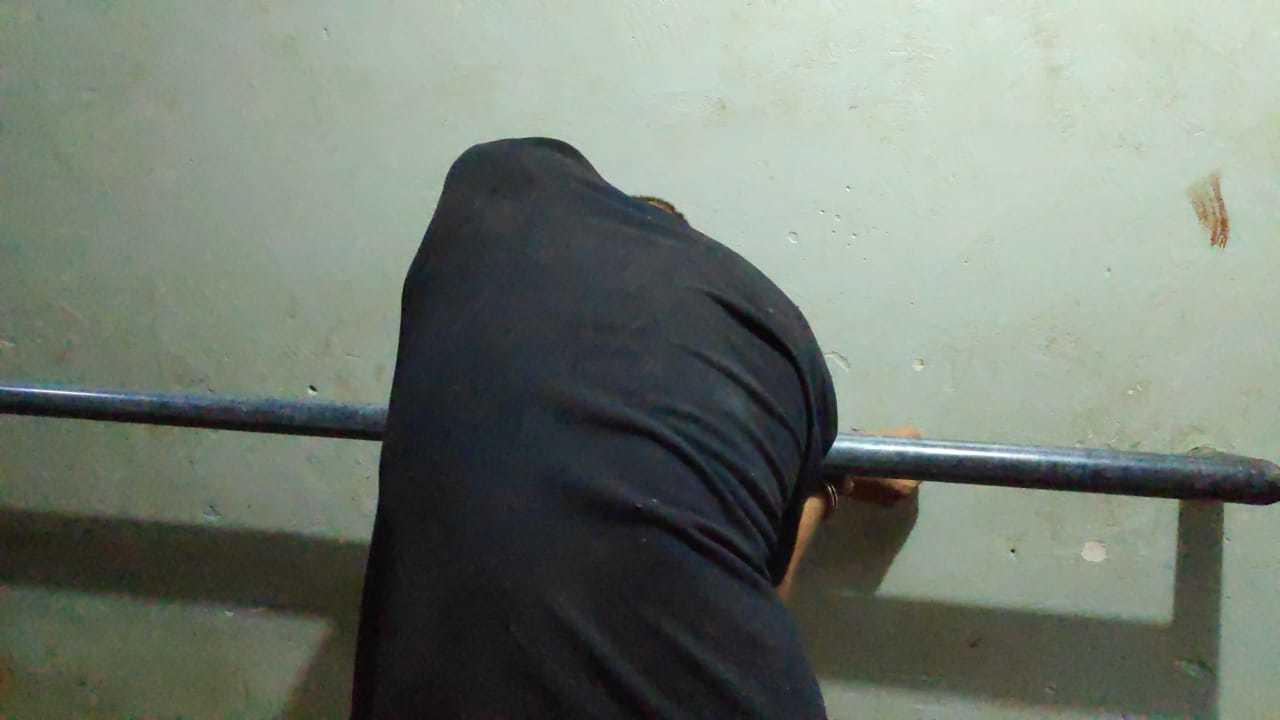 Rodrigo foi detido e autuado em flagrante pelos crimes. Foto: (Oswaldo Duarte/ Dourados News)