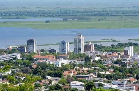 No aniversário de 242 anos, Corumbá recebe homenagens sem plateia