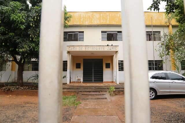 Com apenas 11 moradores, Casa do Estudante Jamic volta a cogitar fechamento