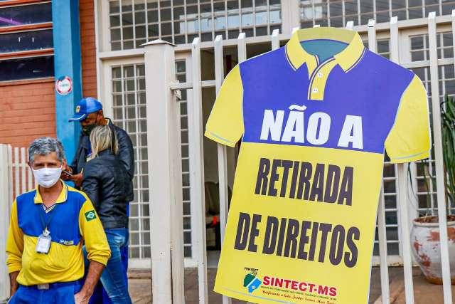 Tribunal determina fim da greve e Correios devem retornar amanhã