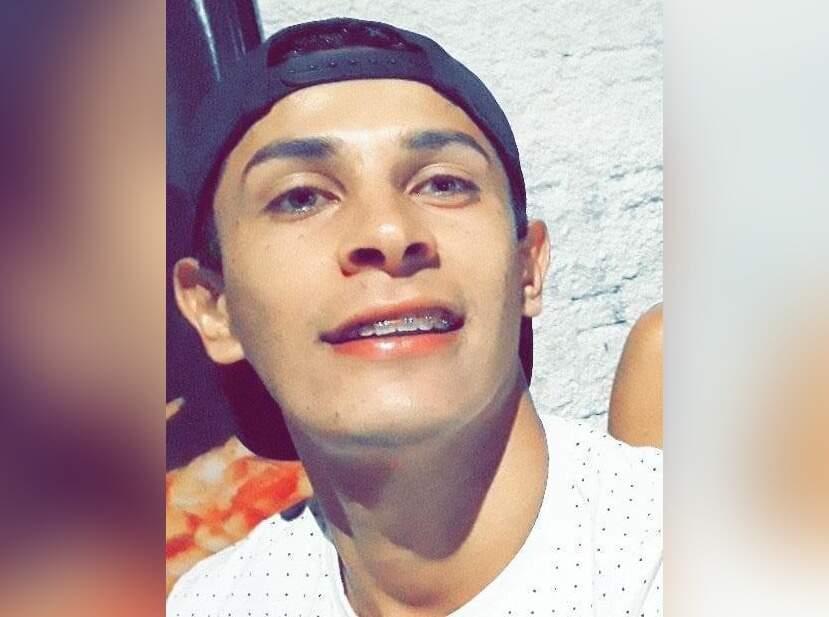 Bruno foi morto a tiro pelo cunhado, em Bela Vista (Foto: Reprodução)