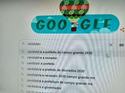 Veja quais pré-candidatos na Capital despertam mais interesse na busca do Google