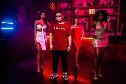 Aos 18 anos, MC Lima saiu dos bailes de MS para gravar com Kondzilla
