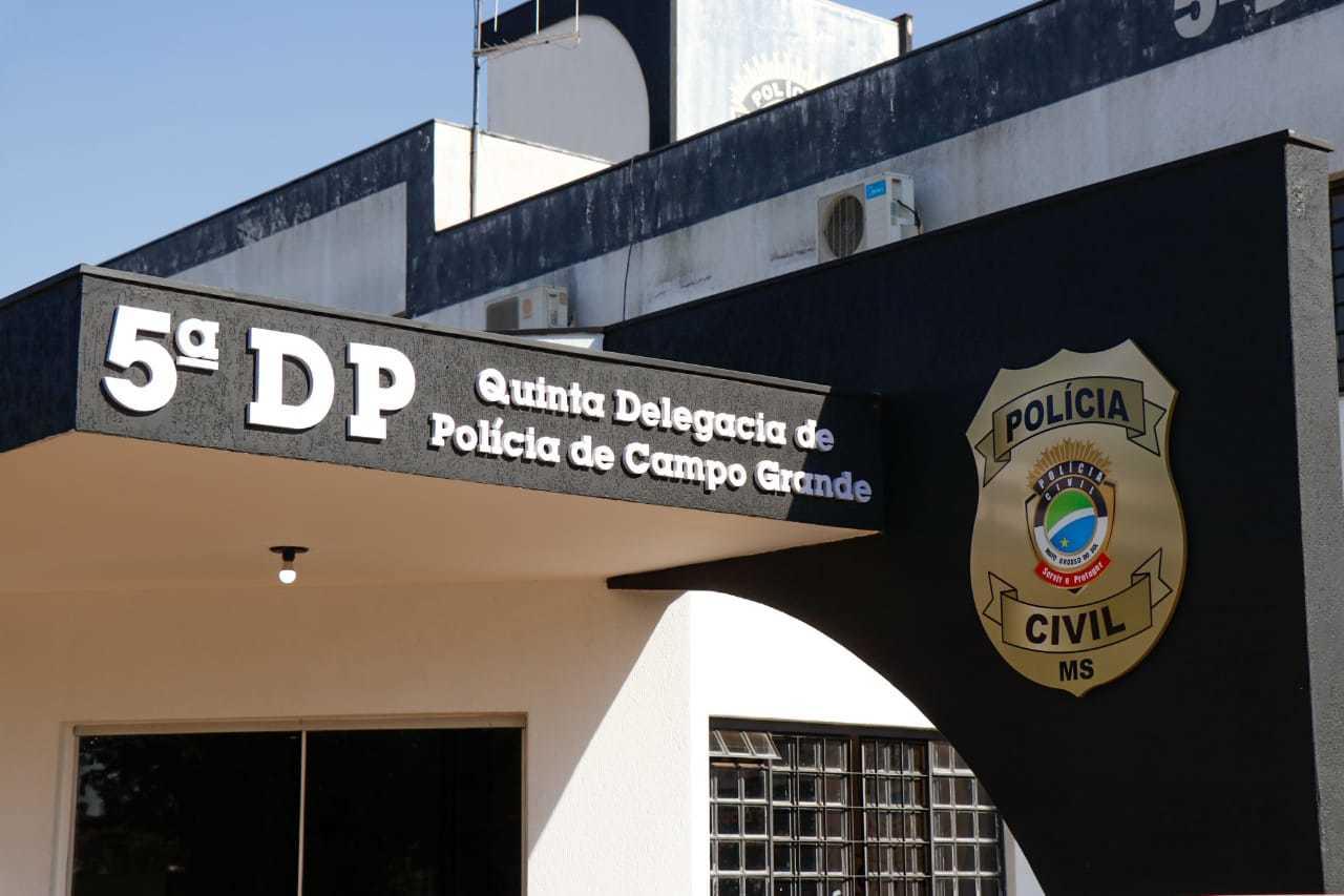 O caso foi registrado e será investigado pela 5ª Delegacia de Polícia Civil (Foto: Arquivo)