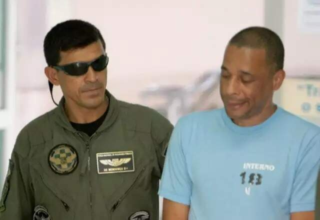Traficante já ficou preso no presídio federal de Campo Grande (Foto: Reprodução)