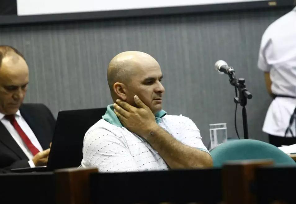 Edoildo Ramos foi condenado a 15 anos e deis meses de prisão, em abril de 2018 (Foto: arquivo / Campo Grande News)
