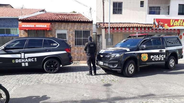 """Operação contra tráfico de drogas manda """"Rei da Maconha"""" para presídio de MS"""