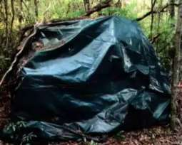 Policial tinha quarto em chácara onde estavam 3 toneladas de maconha