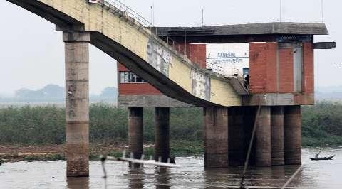 Seca no Pantanal coloca abastecimento de água de Corumbá e Ladário em risco