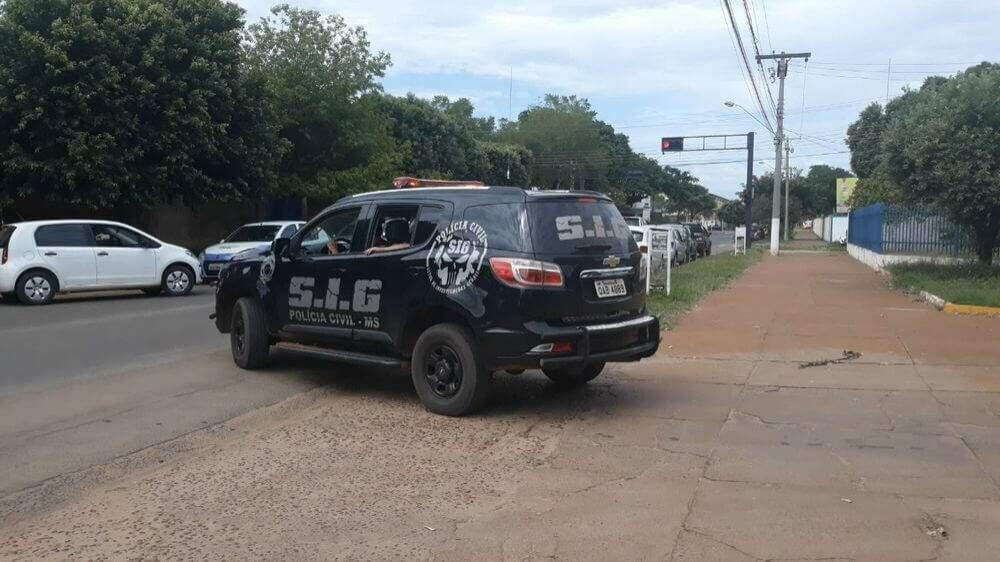 Equipes do SIG também participação das ações desta manhã (Foto: Arapuá News/Arquivo)