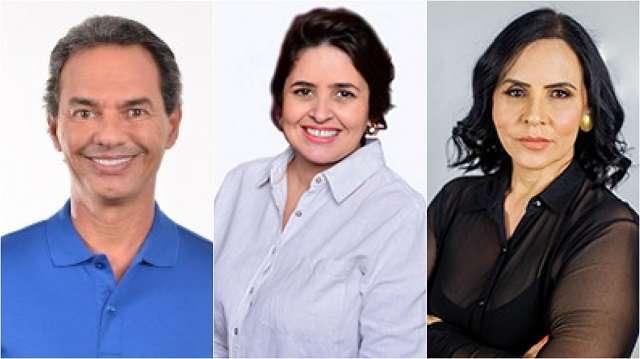 Marquinhos, Cris Duarte e Sidnéia também registram candidatura a prefeitura