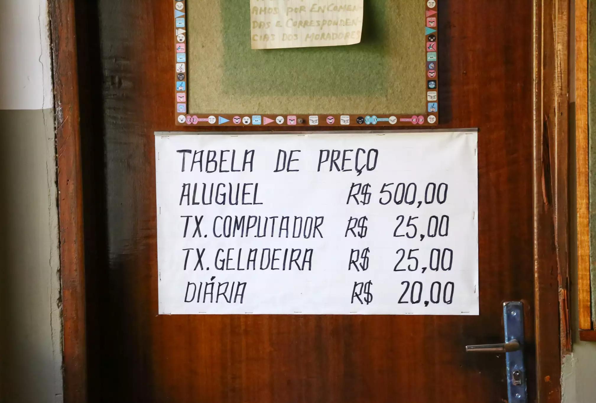 A habitação com localização tão próxima ao Centro, Jamic tem preços mais populares de aluguel (Foto: Paulo Francis)