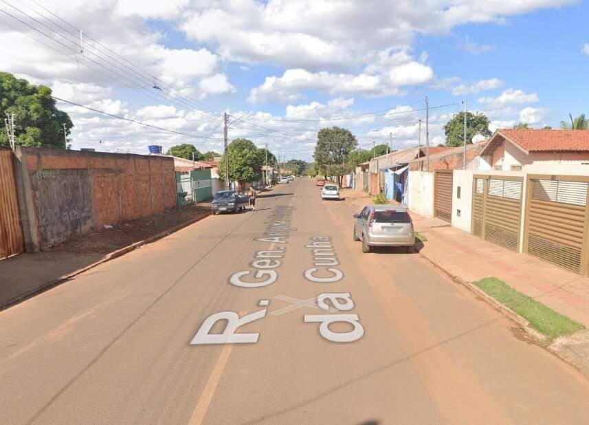 Caso ocorreu na Rua General Ângelo da Cunha, no São Conrado. (Foto: Google Street View)
