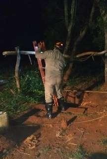 Marido confessa que matou mulher achada em poço de fazenda