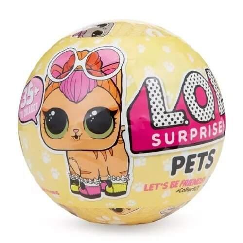 Boneca Lol Pets custa de R$ 69,90 a R$ 179,90 em Campo Grande (Foto: Mercado Livre/Divulgação)
