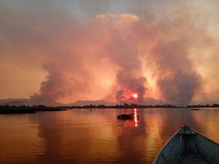 Morte de filho de brigadista é mais uma tragédia do Pantanal em chamas