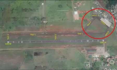 Licitação contrata empresa para reforma da pista do aeroporto de Campo Grande