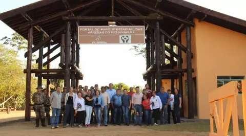 Governo finaliza licitação para reforma no Parque Estadual do Rio Ivinhema