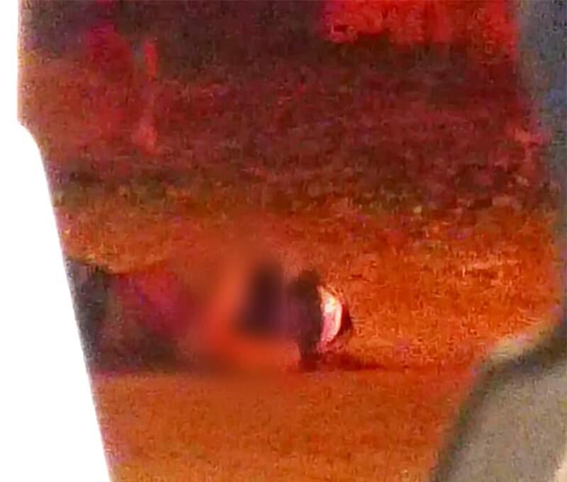 Jovem foi morto com pelo menos oito disparos (Foto: Direto das Ruas)