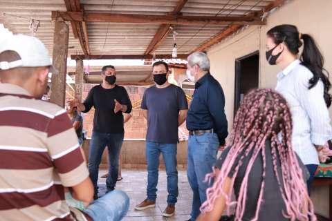Na 1° semana de campanha, candidatos focam em reuniões nos bairros da Capital