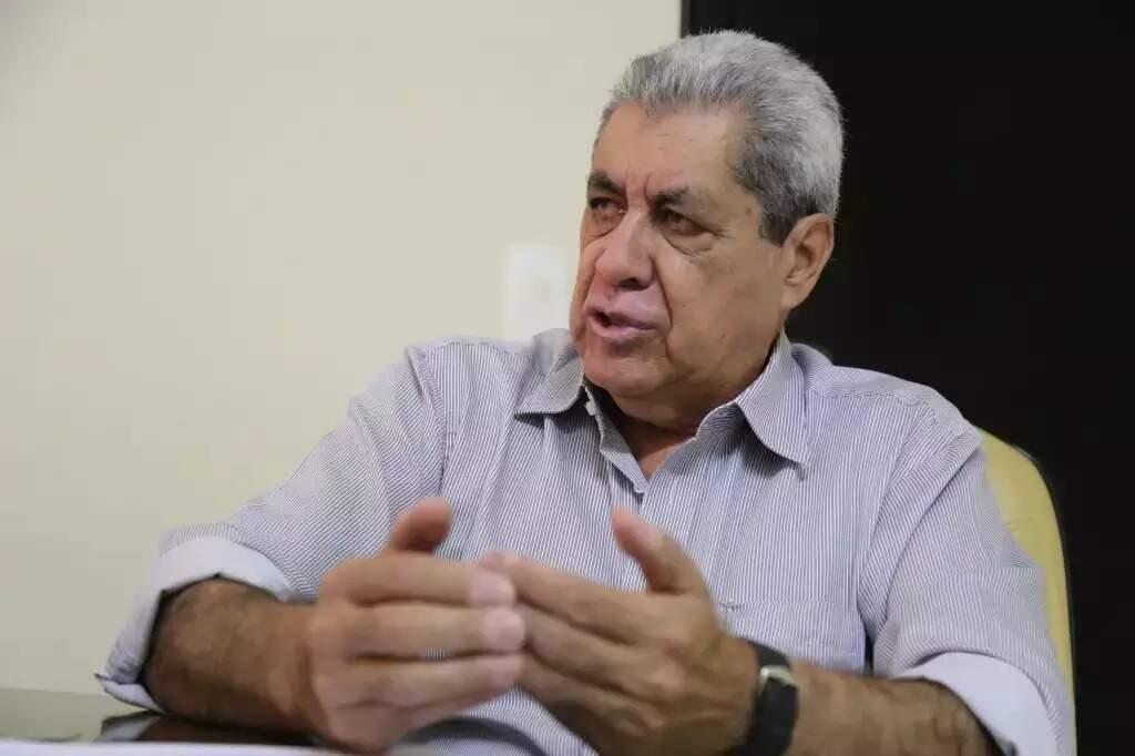 O ex-governador André Puccinelli, ainda a principal liderança do MDB em MS. (Foto: Arquivo/Campo Grande News)