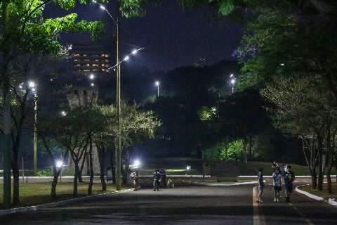 No primeiro dia, reabertura do Parque das Nações não empolga frequentadores